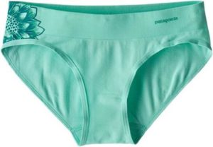 Patagonia's Active Hipster Underwear // Some of the best womens underwear for hiking and active outdoor adventures