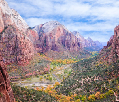 Utah offers year-round fun, here's everything you need to know about the best time to visit Southern Utah's National Parks & what to do in each season.