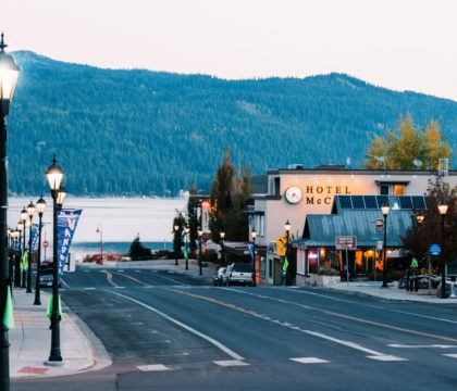 An outdoor enthusiast's guide to the best hiking, biking, rafting, and more summer outdoor activities while visiting McCall, Idaho.