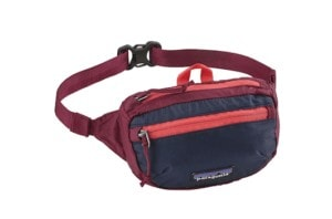 Patagonia Ultralight Black Hole Mini Fanny Pack / One of our favorite fanny packs