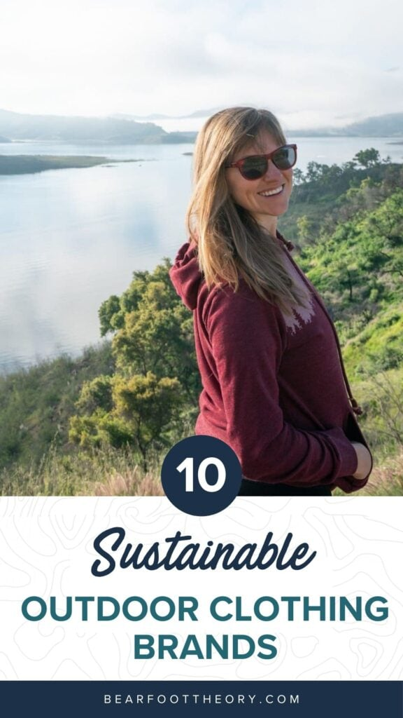 10 bestsustainable outdoor clothing brands that make durable, stylish, and eco-friendly outdoor apparel for adventurers on the go.