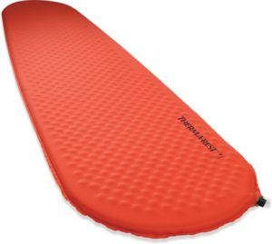 Therm-a-Rest ProLite Sleeping Pad // Discover the best sleeping pads for backpacking in 2021 that are lightweight, warm, comfortable, and durable enough for multi-day treks.