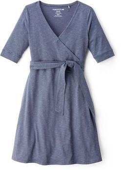 Toad and Co Wrap Dress