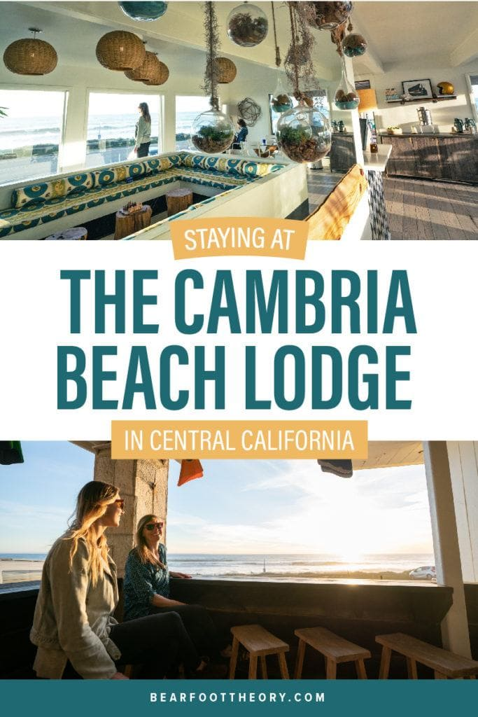 Read my hotel review of the Cambria Beach Lodge, a botique hotel on the central Cali coast, with info on rooms, amenities & the best nearby actvities.