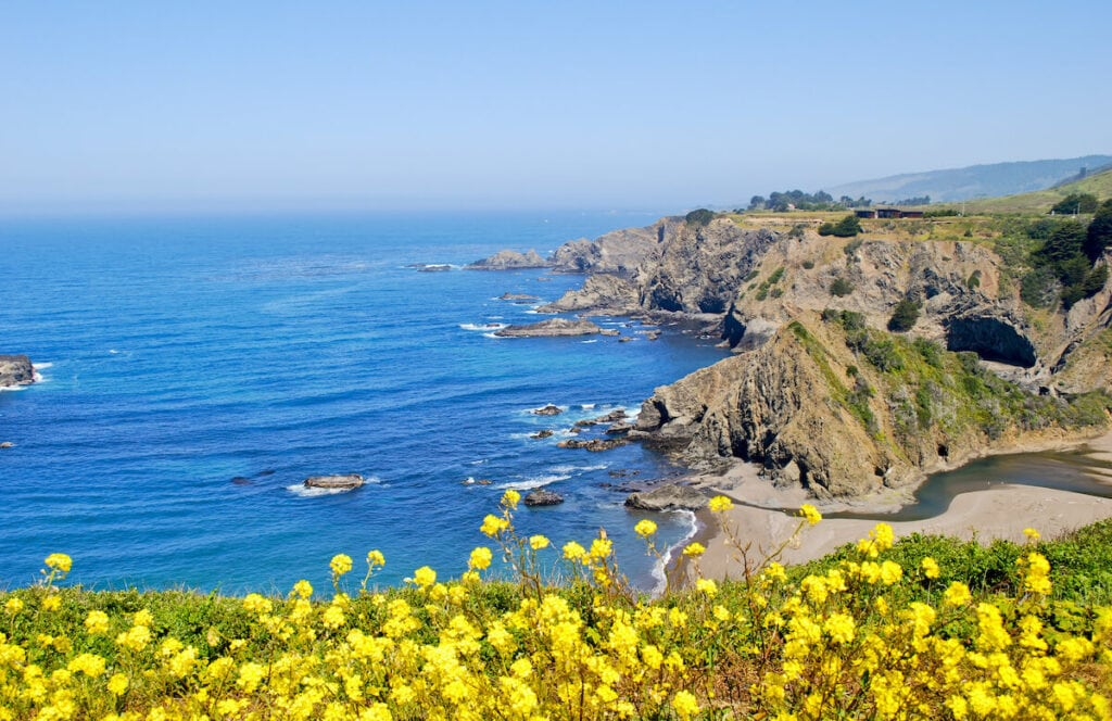 California Central Coast // Learn about the best time to visit California's Central Coast, plus the best activities to do in each season when you're there.