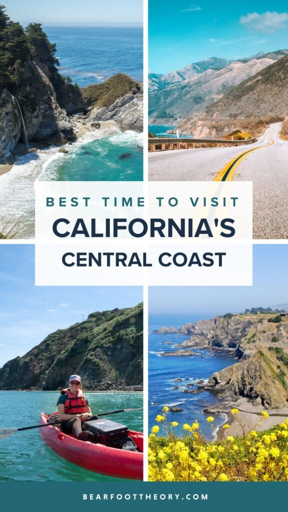 Learn about the best time to visit California's Central Coast, plus the best activities to do in each season when you're there.