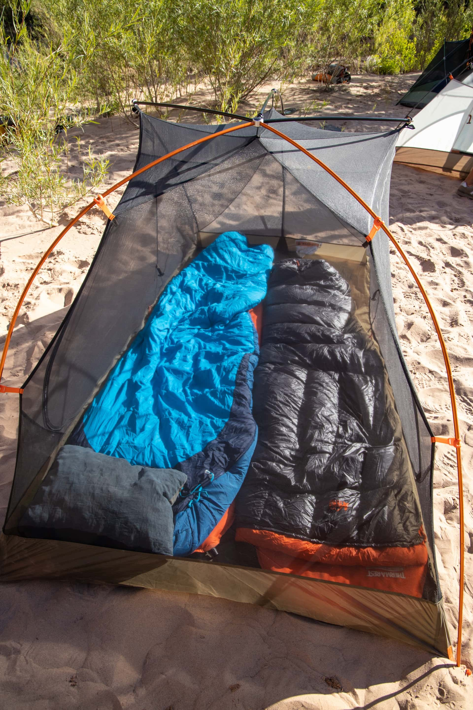 Check out my review of the new REI Quarter Dome SL 2 Tent - a spacious ultralight backpacking tent that weighs 2.8 pounds and has a ton of great features.