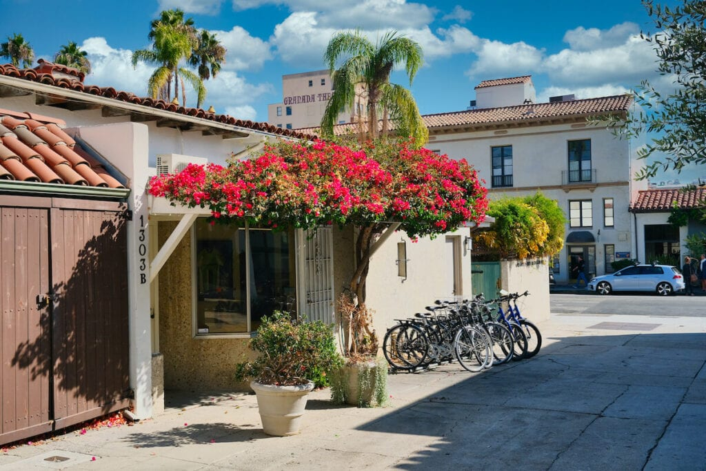 Santa Barbara California // Learn about the best time to visit California's Central Coast, plus the best activities to do in each season when you're there.