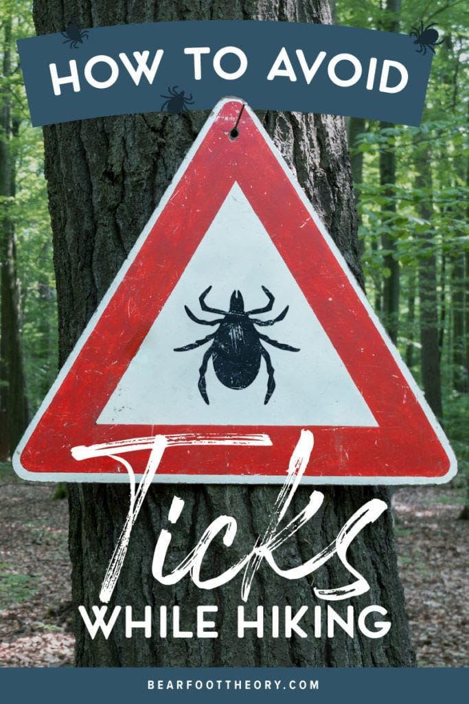 The best tips for how to avoid ticks while hiking, including which ticks to watch out for and where and what to do if you've been bitten by a tick.
