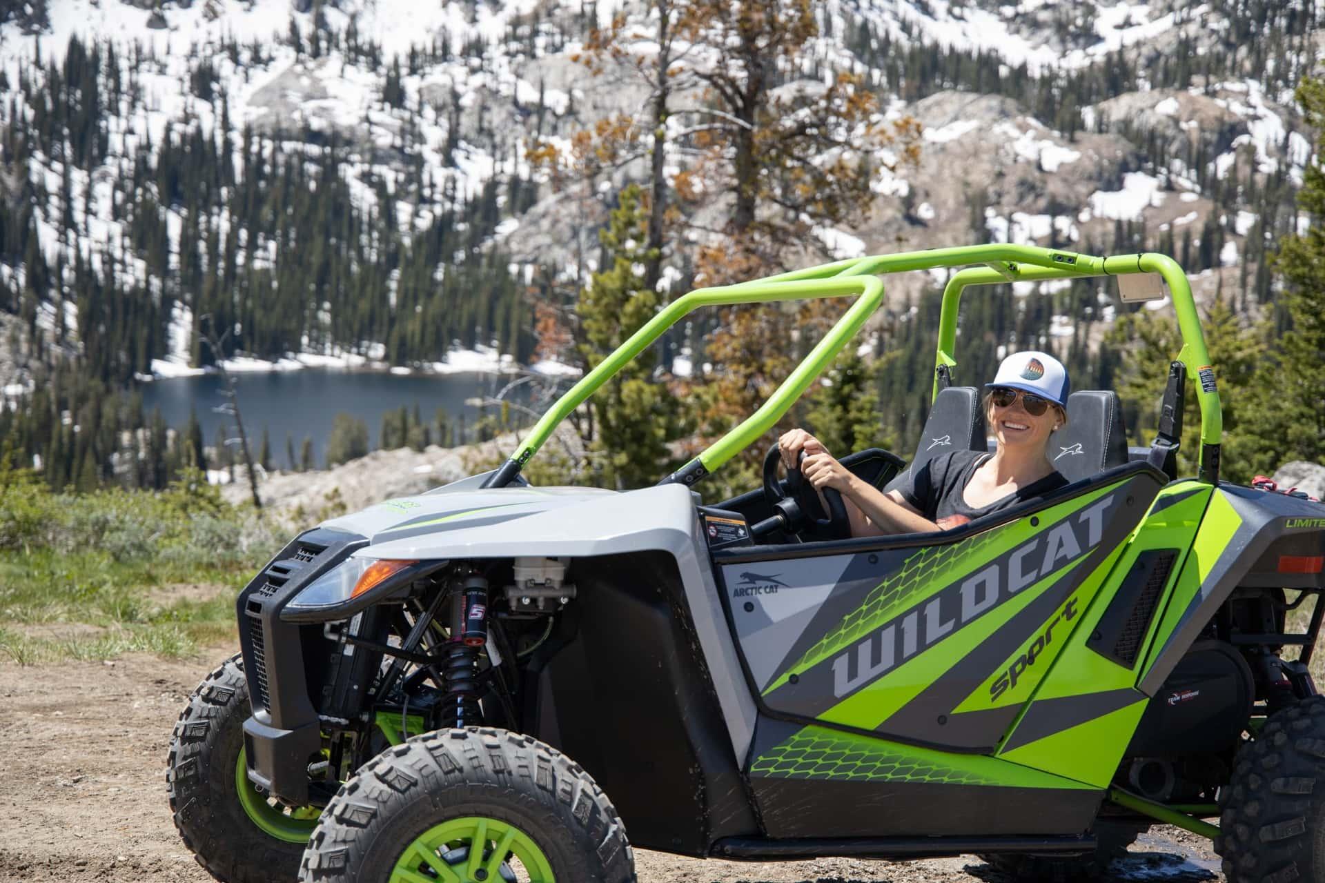 ATV Cascade Idaho