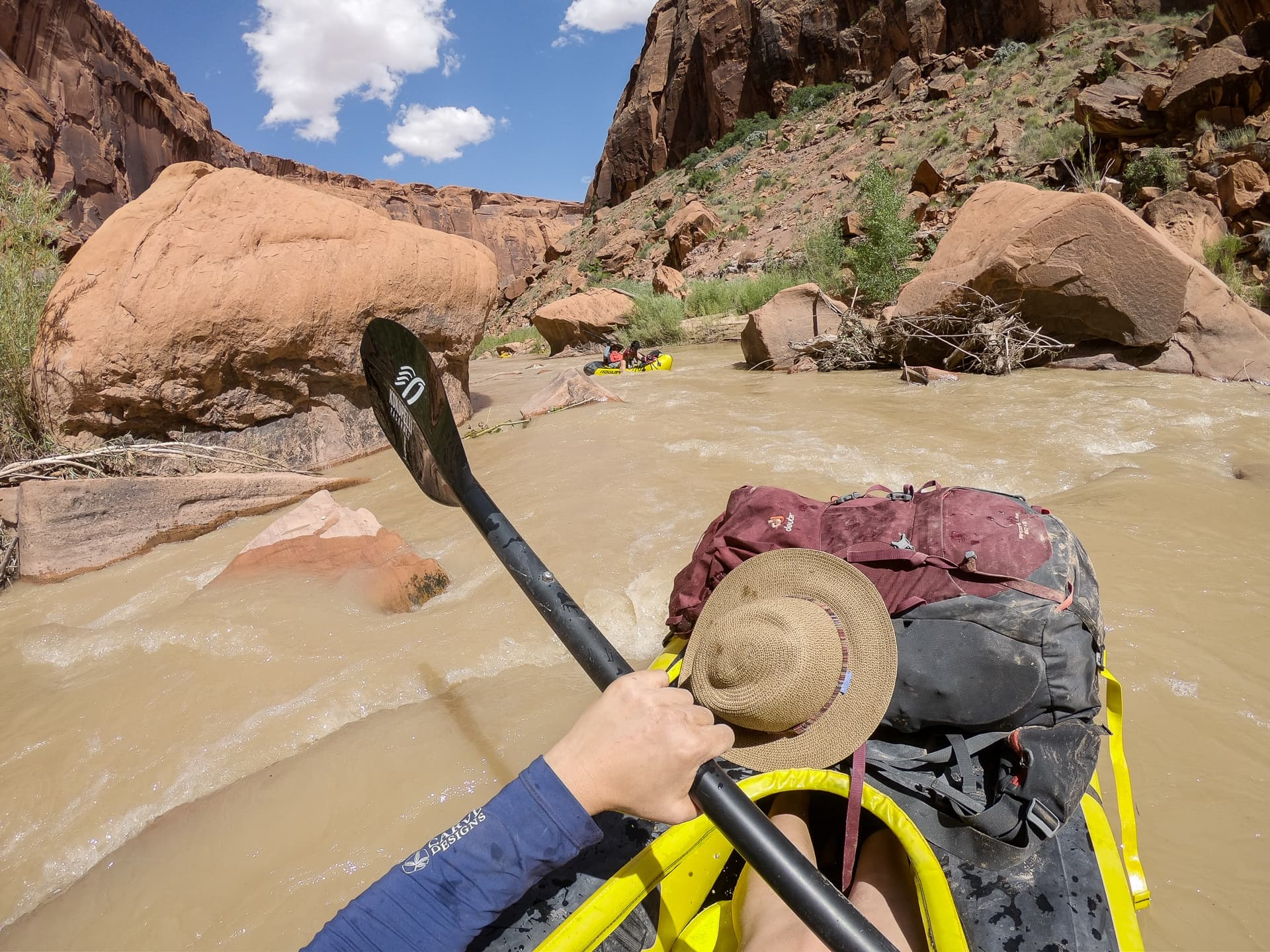 Packrafting the Escalante River in Utah requires serious planning. Get prepared for this multiday rafting & backpacking trip with these 12 essential tips.
