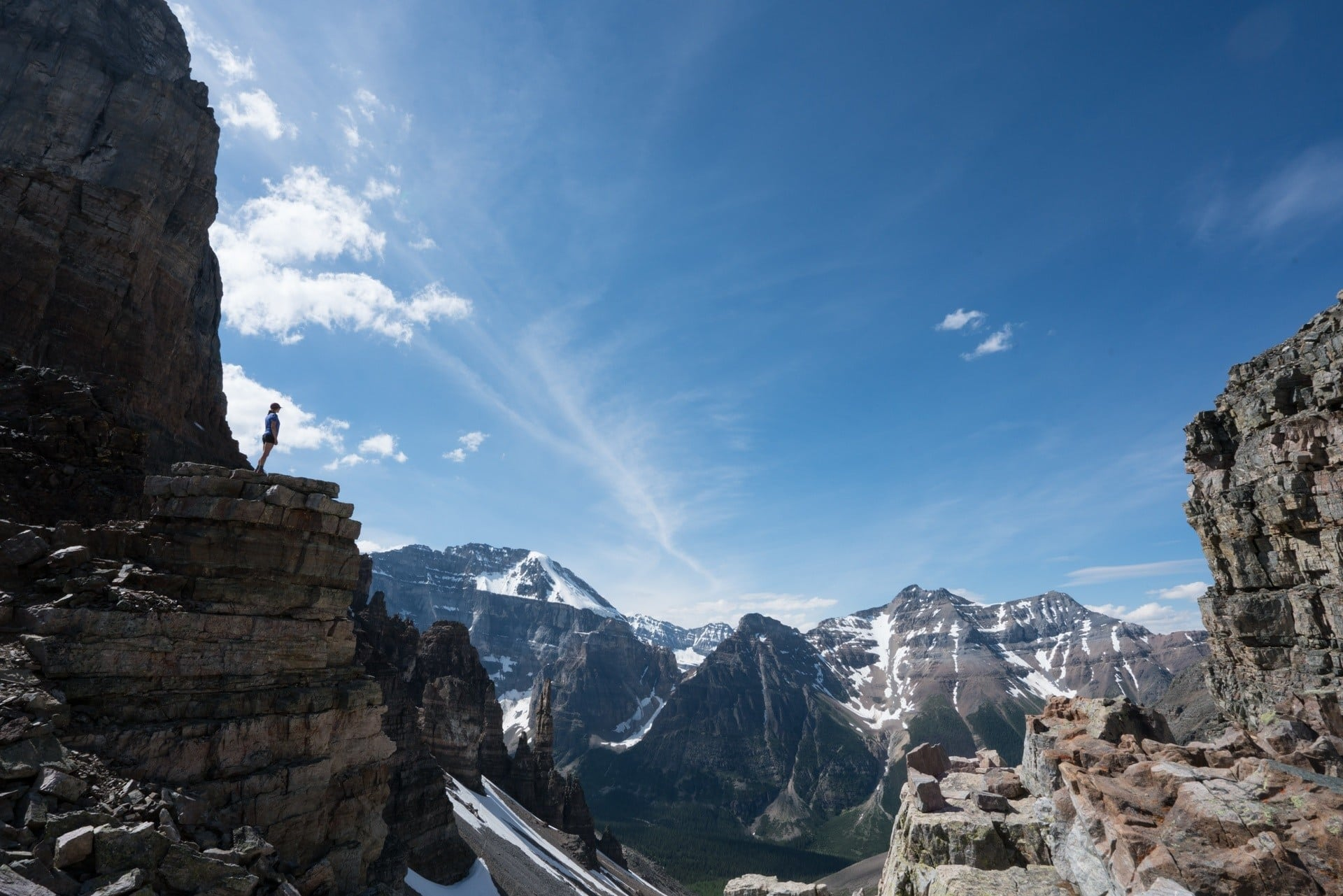 The biggest mistakes you can make when you are a beginner hiking and how to avoid them.