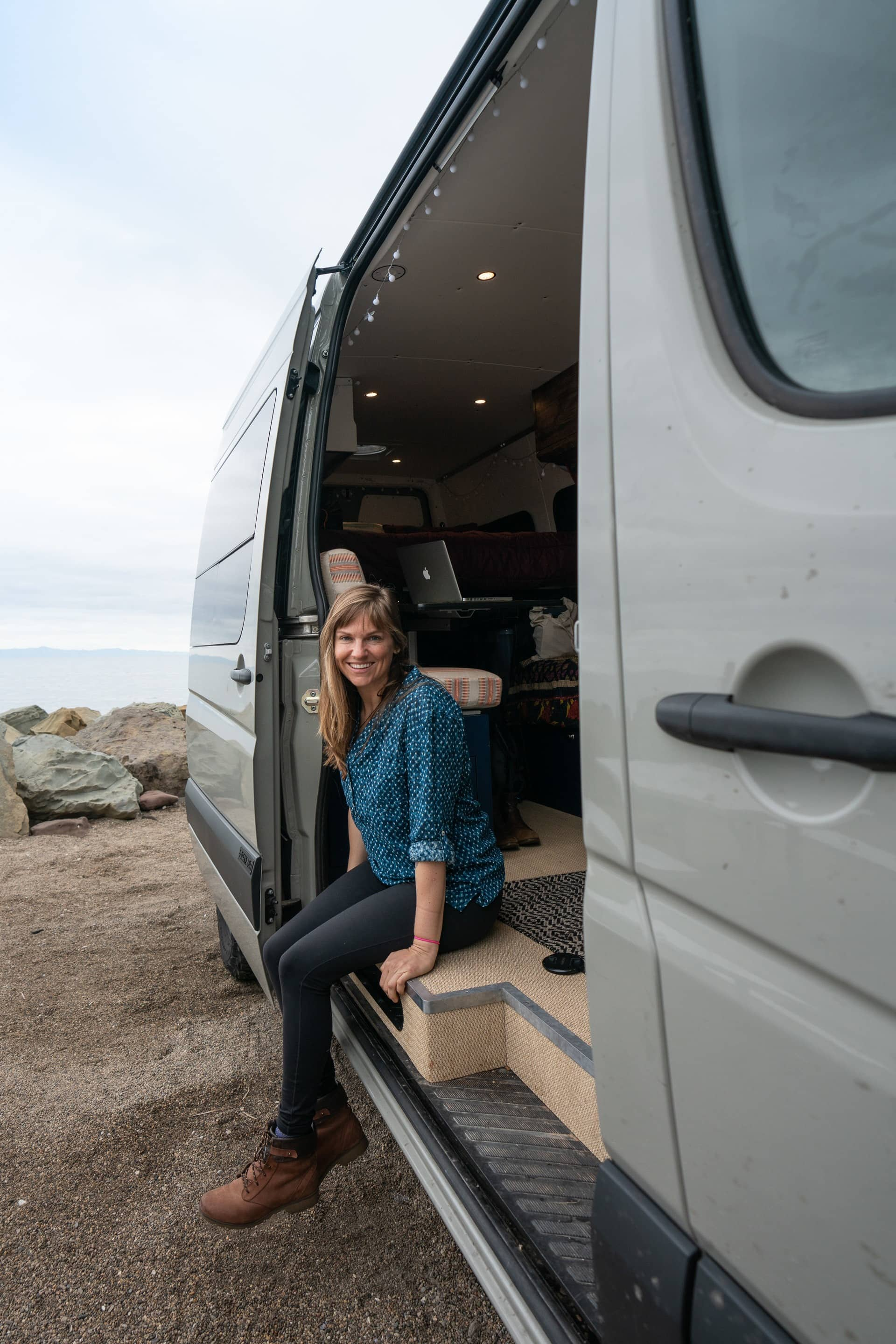 Packing for van life? Learn what clothes you need with this functional and versatile van life clothing checklist.