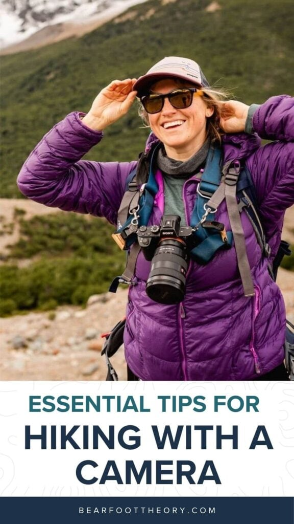 Get essential tips for comfortably carrying & hiking with a camera and learn how to protect your gear from getting damaged on the trail.