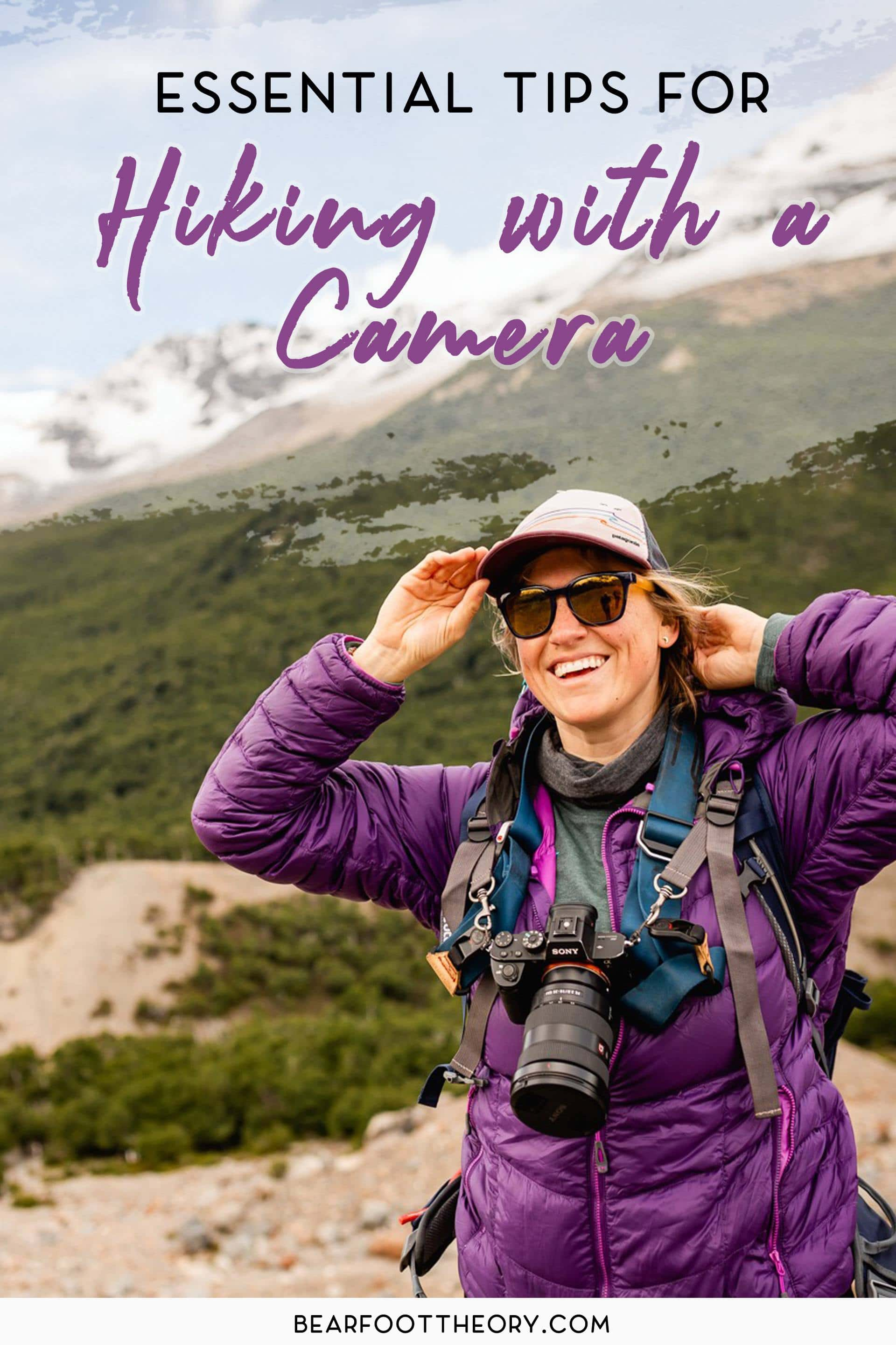 Get essential tips for comfortably carrying & hiking with a camera, along with gear to protect your camera from getting damaged on the trail.