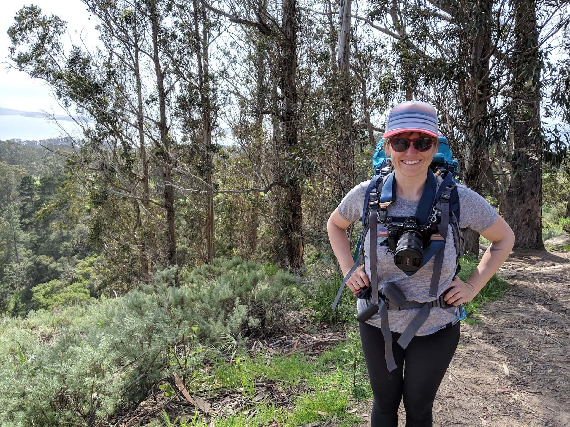 Get tips for comfortably carrying & hiking with a camera and learn how to protect your gear from getting damaged on the trail.