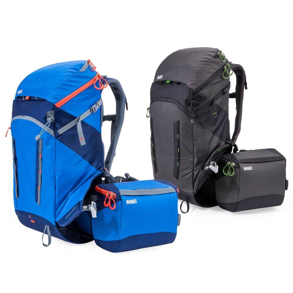 The Mindshift Rotation Camera Pack is an easy way to carry and access your camera while hiking.