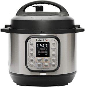 Instant Pot // van camp cooking essential