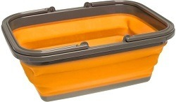 This Ultimate Survival Technologies FlexWare Sink makes cleanup easy and can be used for more than just dishes, making this a versatile gift for the camp chef.