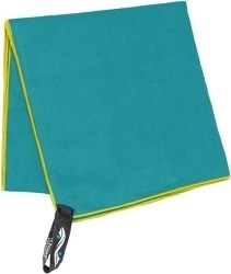 Quick Dish Drying Towel // Save money on the road by bringing your own camp cooking gear. Here is our checklist for the best outdoor camp kitchen cooking essentials.
