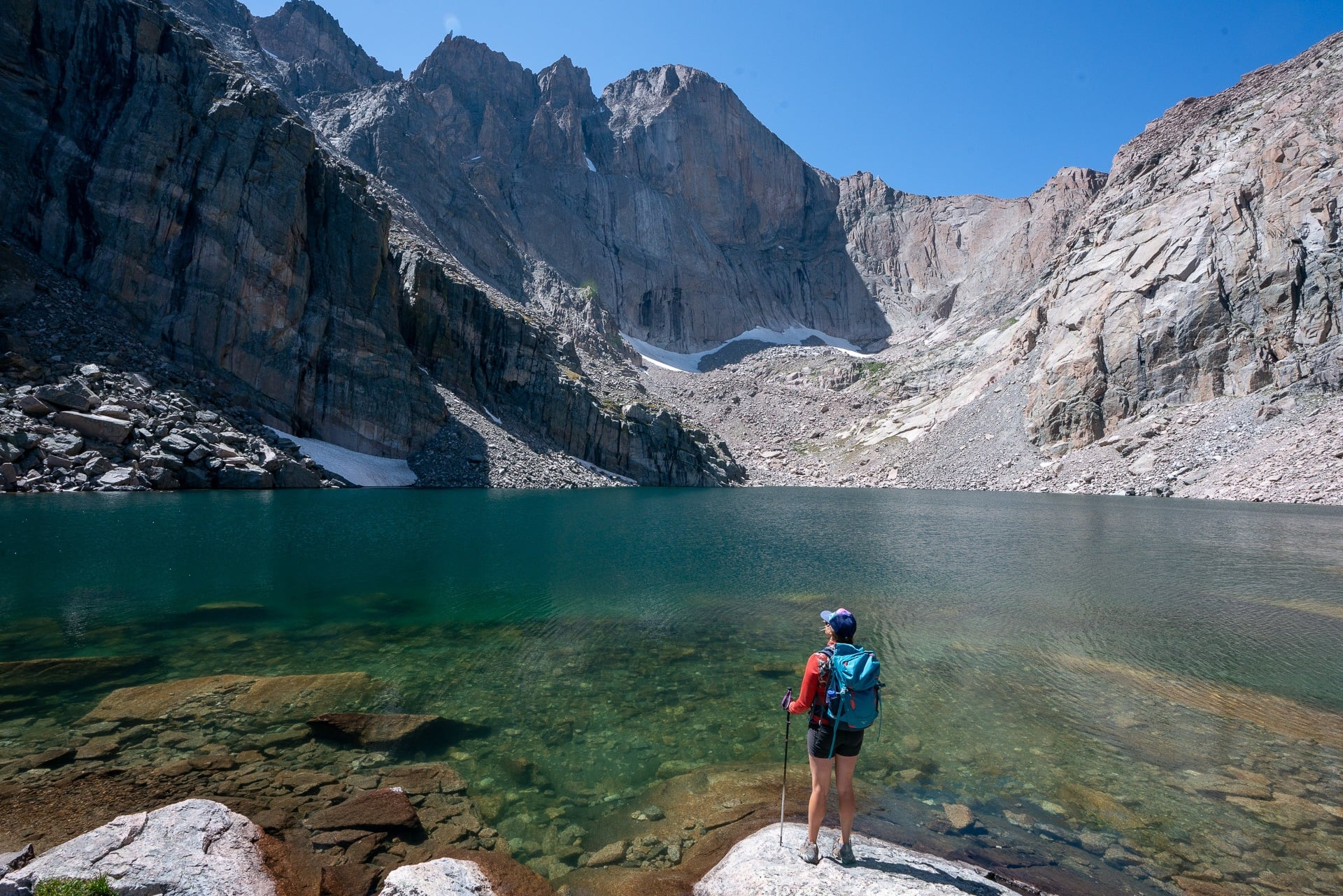 Get our guide to the best day hikes in Rocky Mountain National Park including distances, trail descriptions, what to be prepared for, and more.