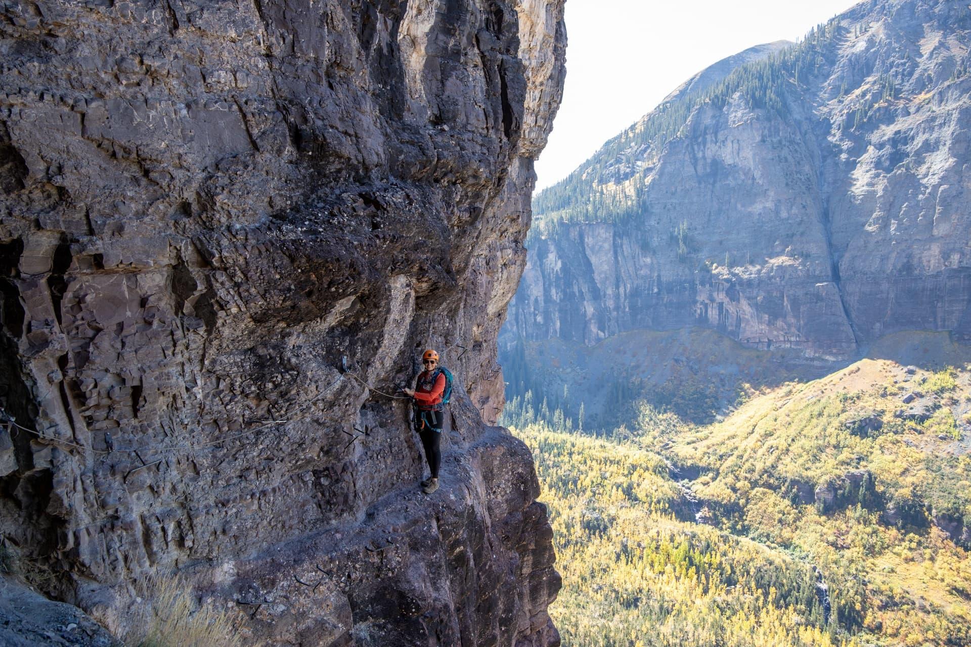 Telluride Via Ferrata: Everything you Need to Know