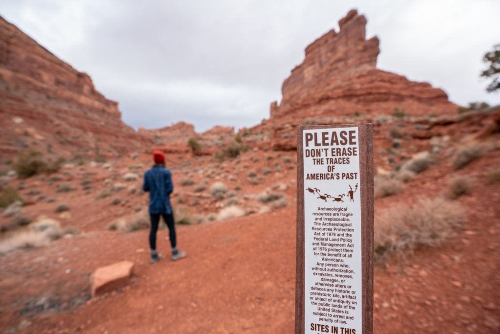 Learn how to visit Moab, Utah responsibly with these tips