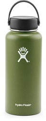 A Hydro Flask refillable water bottle is one of the best eco friendly gifts for outdoor enthusiasts.