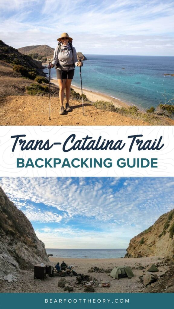 Plan a backpacking trip on California's Trans-Catalina Trail with this hiking guide including tips on the best campsites, gear & water.