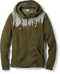 The tentree Juniper hoodie is an eco friendly gift for men and women - tentree plants ten trees with each purchase.
