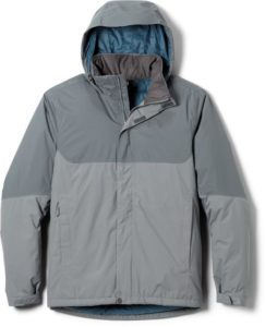 REI Co-op Rainier Insulated Jacket // Interested in cold-weather hiking? Learn about base layers, shells, and other winter hiking clothes with our winter outdoor apparel guide.