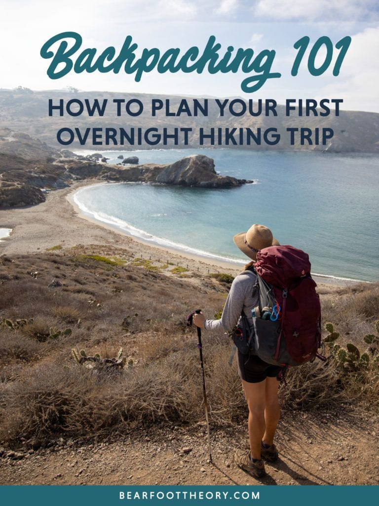 Learn everything you need to know to plan your first wilderness backpacking trip.