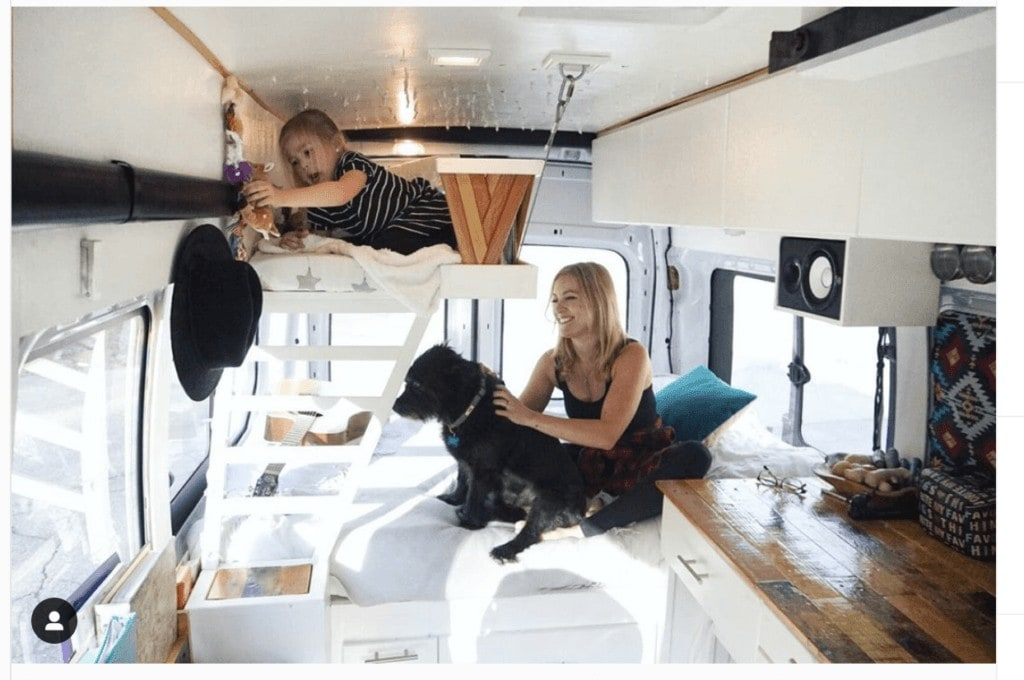 Interested in traveling in a van with your family? Check out the best family camper van layouts.
