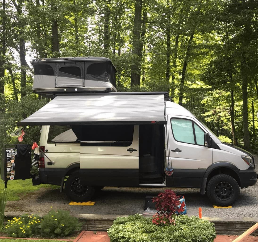 Are you interested in doing van life with your family? Learn the 5 most important things to consider and check out the best family camper van layouts!
