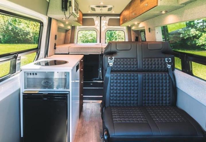 Best Camper Van Layouts for Families