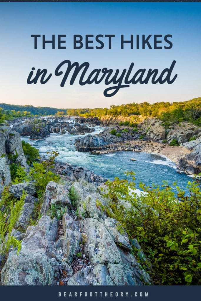 Looking for the best hikes in Maryland? Here are our 7 favorite Maryland trails including distances, descriptions, and local tips.