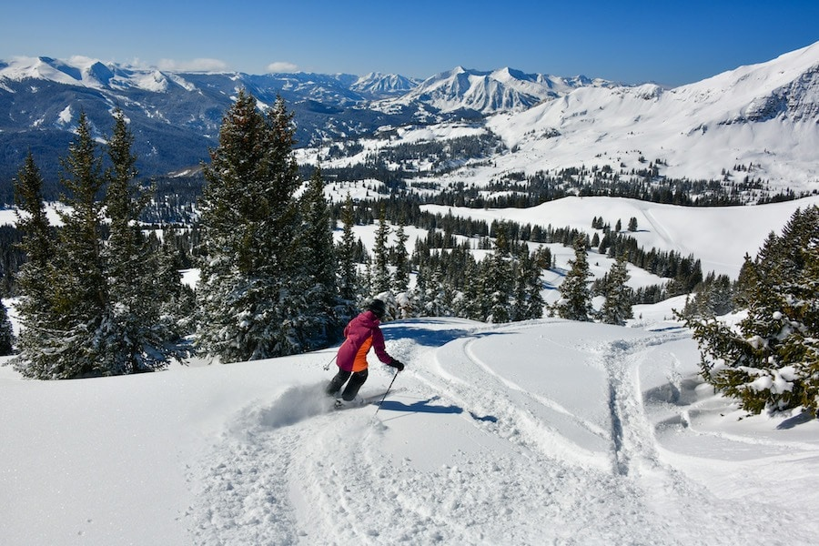 Crested Butte // Hit the slopes or cruise the coast with these top winter destinations for outdoor adventure whether you're looking for warm weather or snow.