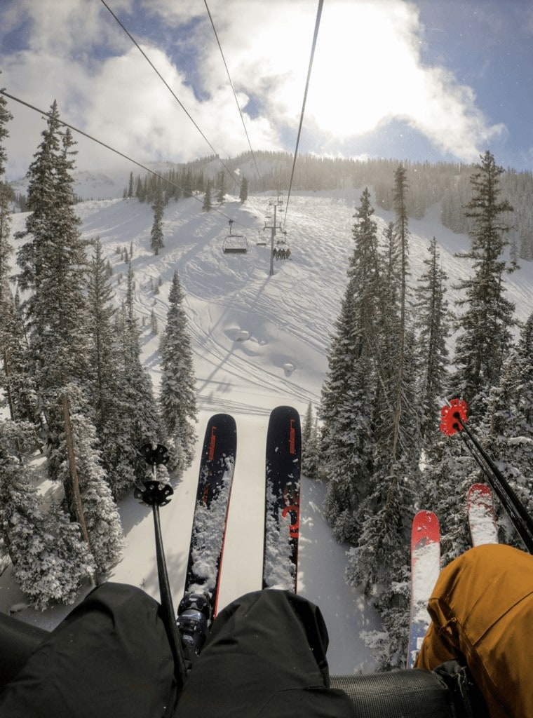 Enjoy the winter wonderland of Crested Butte Colorado for skiing, biking, good food, and more. Check out this complete Crested Butte winter travel guide!