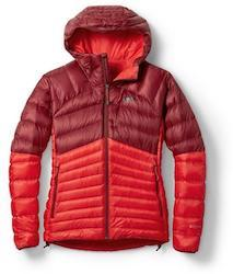 REI Magma Down Hoodie // Need a new down jacket? Here are the best down jackets of 2020, plus everything you need to know about down, so you invest in the best one for your money.