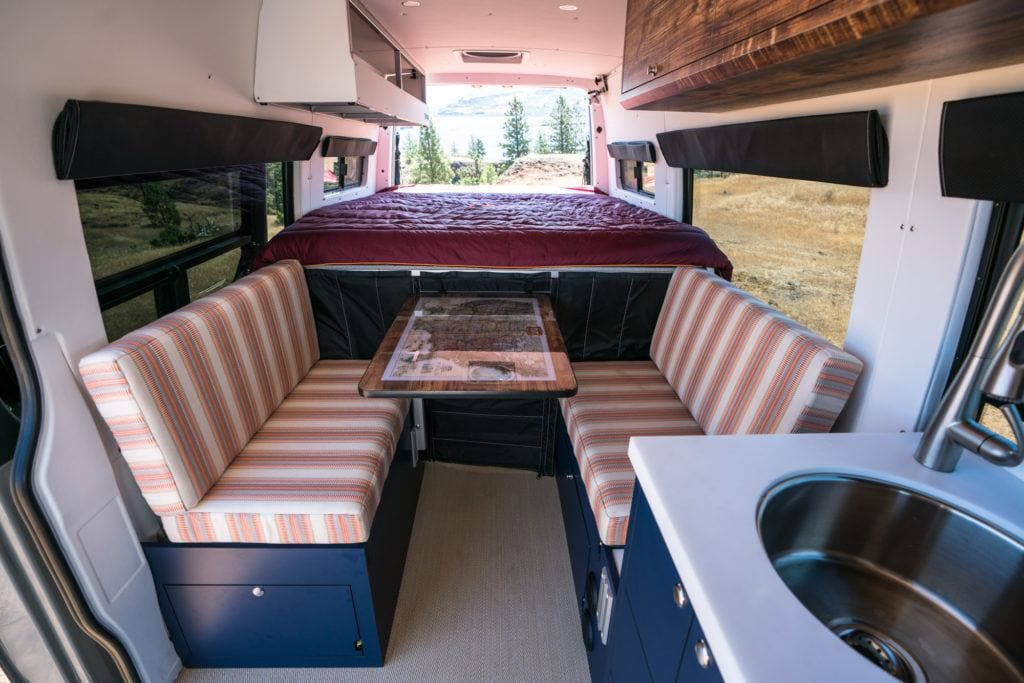 If you're debating on a DIY van build vs hiring a campervan conversion company to do it for you, here are a few considerations and helpful tips.