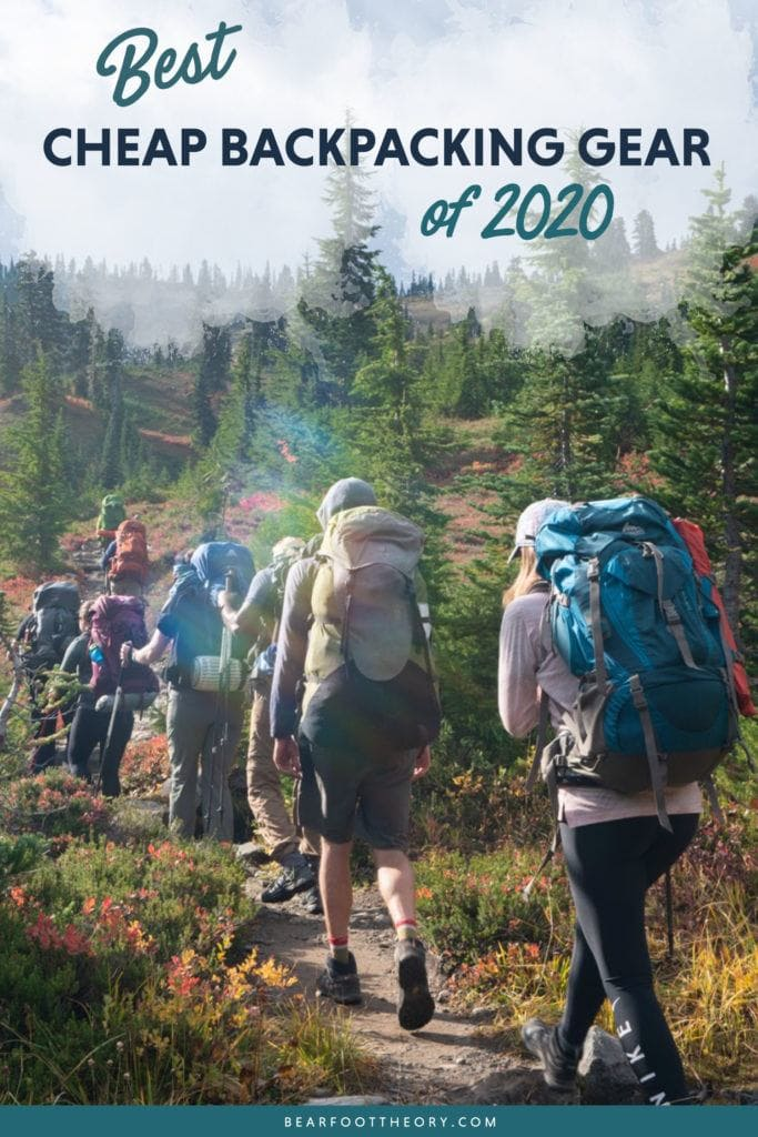 Best Cheap Backpacking Gear Of 2020 Bearfoot Theory
