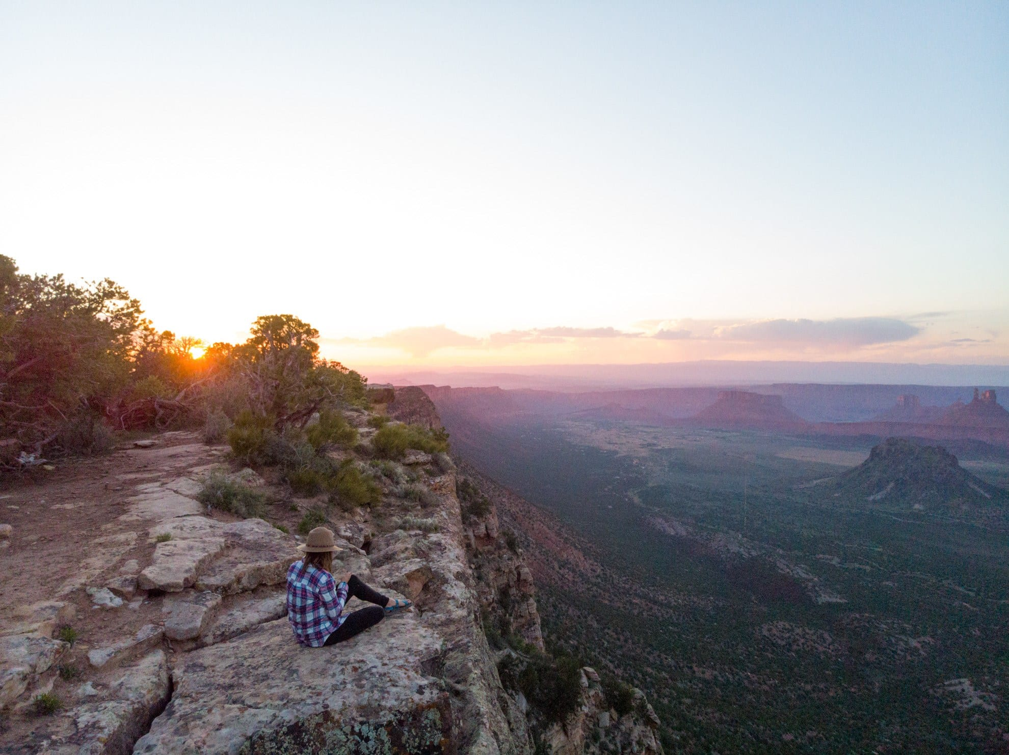 Moab Utah Sunset