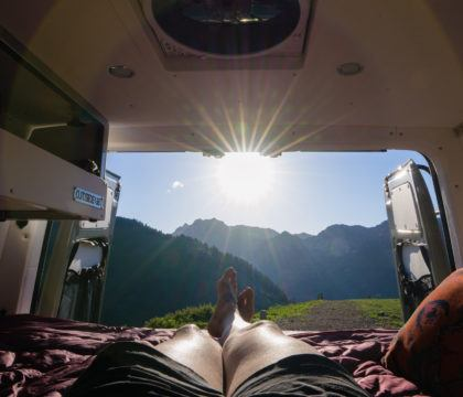 If you're debating on a DIY van build vs hiring a campervan conversion company to build out your van for van life, here are considerations and helpful tips.