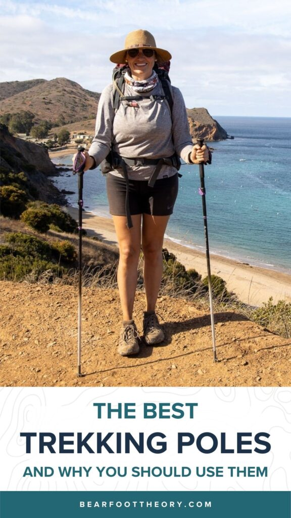 Here are the best trekking poles of 2021 including women's hiking poles, and ultralight, collapsible options for all budgets.