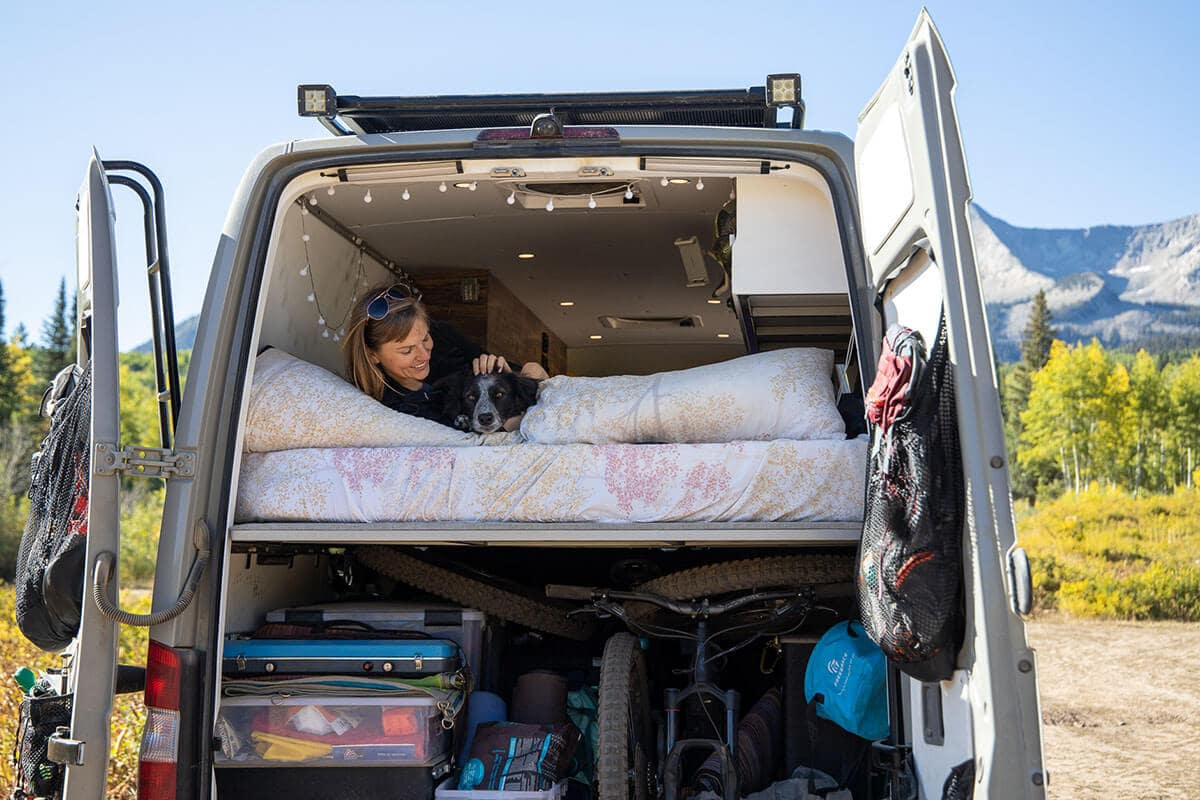 7 Camper Van Bed Ideas for Your Conversion