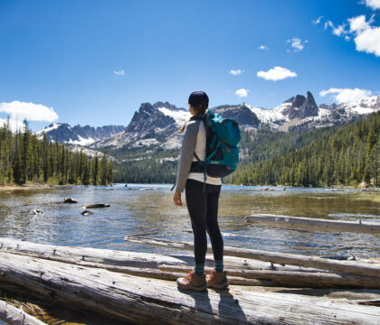 Have you let your fear of hiking alone keep you indoors? Conquer those fears on your first solo hike with these tips to stay safe & feel confident.