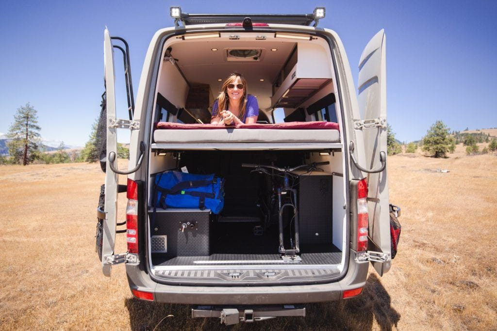 Learn about van payload and important weight considerations including materials, weight distribution, and more for converting a camper van.