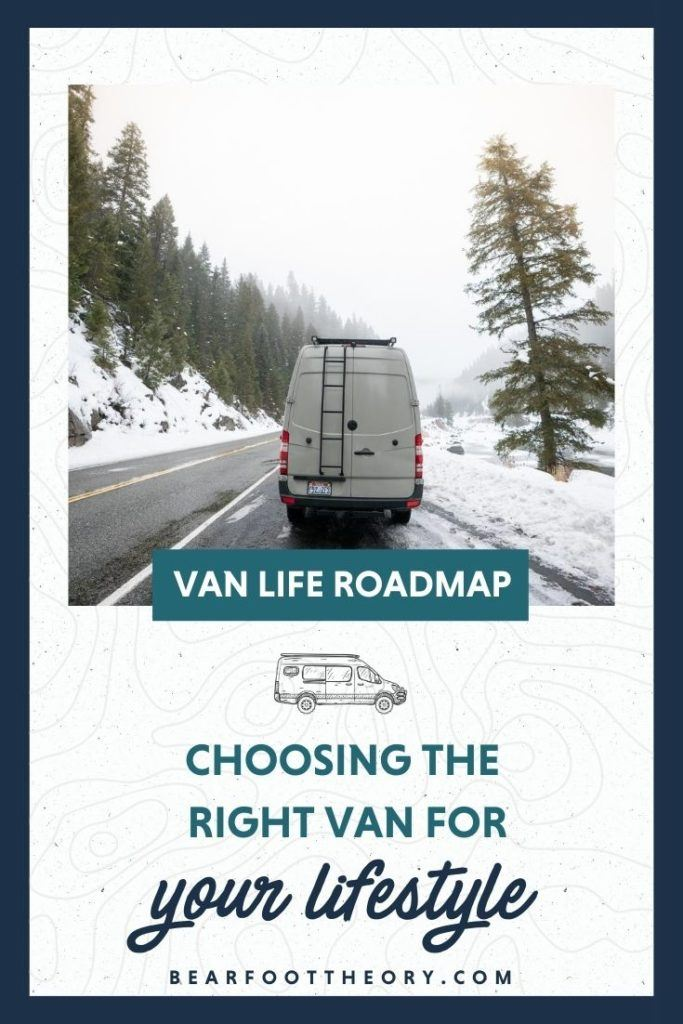 Learn why your lifestyle matters when choosing the right vehicle to live in and evaluate your personal van life vehicle needs.