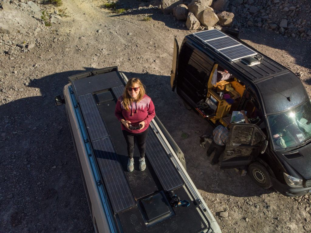 Ready to power your life on the road? Learn about electrical systems and solar power for your van including solar panels, inverters, batteries, and more.