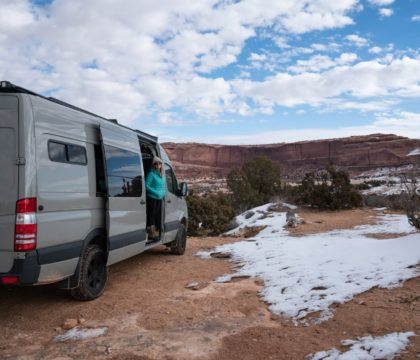 Choosing RV insurance for your van is an imporant step in transitioning to van life. You want to be covered if something happens like a break in or accident